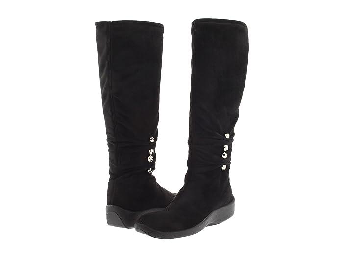 Arcopedico  Liana (Black Faux Suede) Womens  Boots