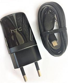 شاحن HTC سريع بالكابل A2 و متوافق مع معظم أجهزة السمارت فون