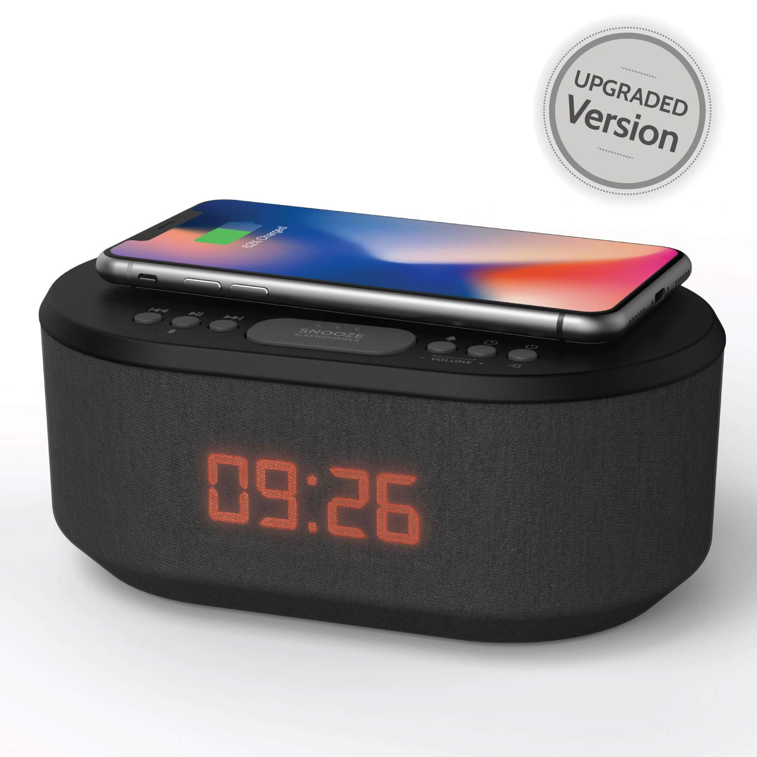 Bedside Bluetooth Wireless Charging Dimmable