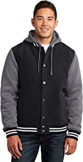 Sport-Tek Men's Insulated Letterman Jacket