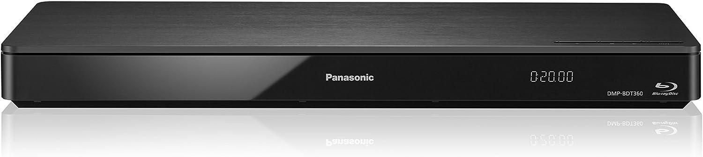 Panasonic DMP-BDT360 3D Wi-Fi Blu-Ray Player