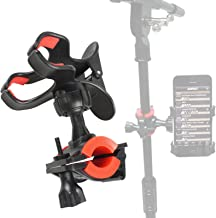 Mr.Power Universal Microphone Mic Stand Phone Holder for iPhone Samsung Smart Phones