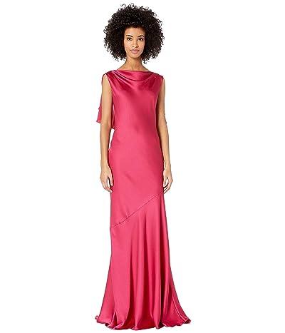 Rachel Zoe Ami Gown (Royal/Fuchsia) Women