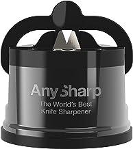 AnySharp Ostrzałka do noży (metalowa) z przyssawką