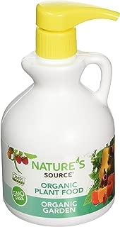 Nature's Source OMRI 15 oz 3-1-1 Dosing Pump-(7526-US)