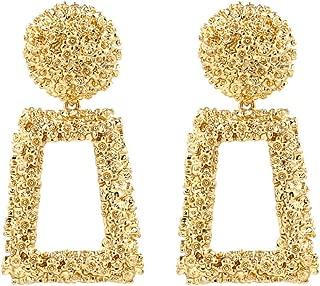Best gold designer earrings for women Reviews
