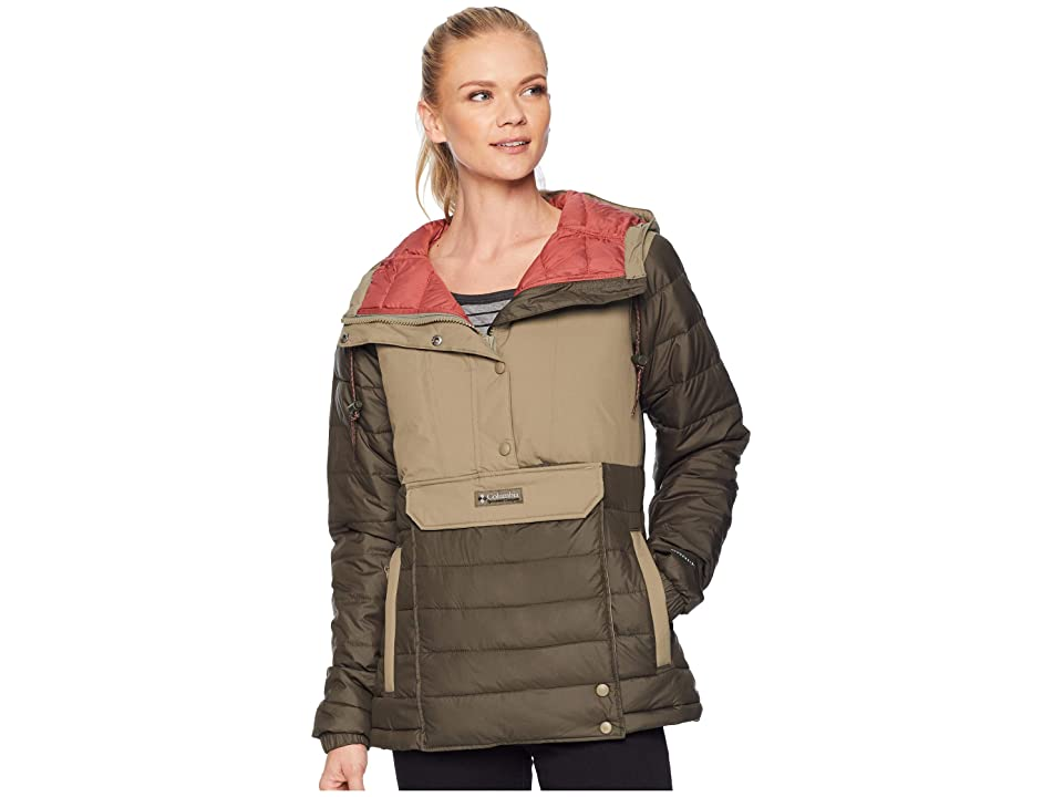 Columbia PNW Norwestertm II Jacket (Peatmoss/Sage) Women
