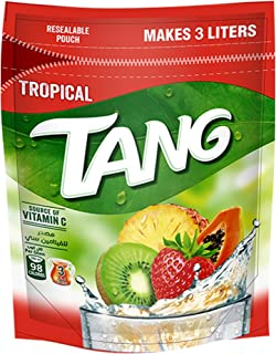Tang Tropical Flavoured Juice, 375 gm