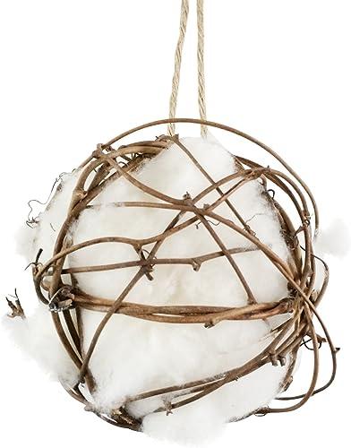 Gardigo Globe Matériaux Pour la Nidification et l'Aménagement du Nichoir Coton Matière pour Nid