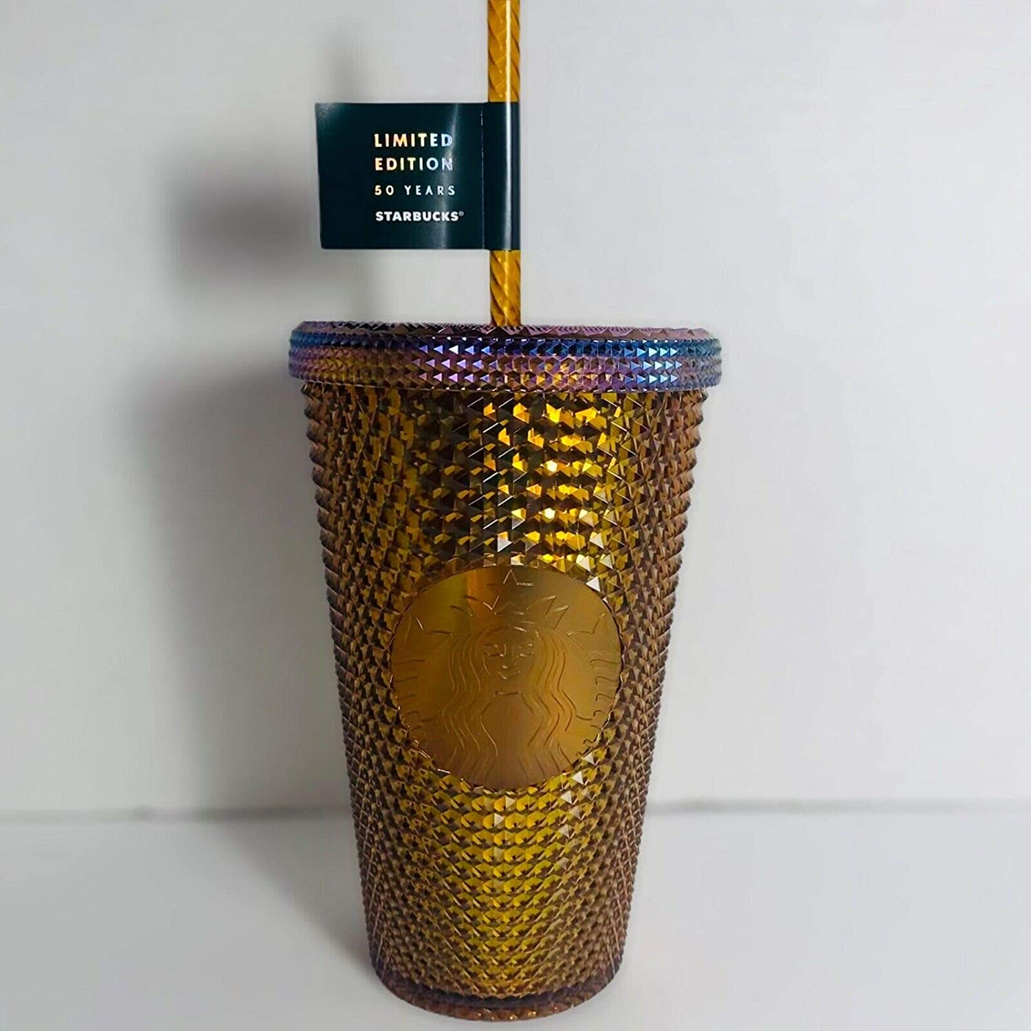 Starbucks 50th Anniversary Limited Edition Studded 16oz Copper Sales of SALE items from new works T Oakland Mall