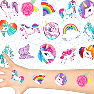 German Trendseller® - 36 x Tatuajes temporales Unicornio