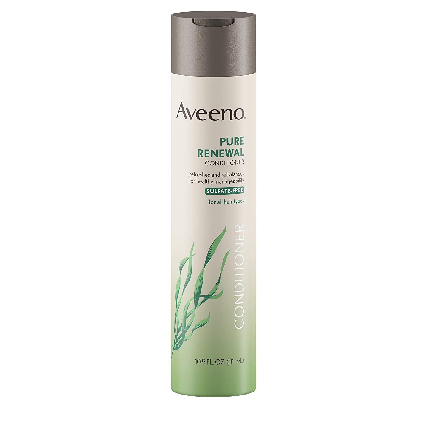 ロッジ賞賛パトロンAveeno Pure Renewal Conditioner 310 ml (Sulfate-Free) (並行輸入品)