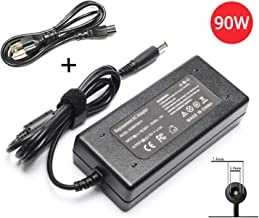 90W Laptop Adapter Charger for HP Pavilion Dv4 Dv6 Dv7 G50 G60 G60T G61 G62 G72 2000; Presario 2210B 2510P CQ40 CQ45 Cq50 Cq57 Cq58 Cq60 Cq61 Cq62 Power Supply Cord