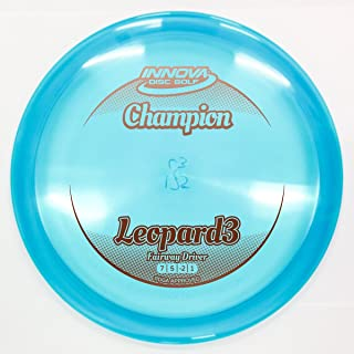 Innova Champion Leopard3 Driver [Colors May Vary]