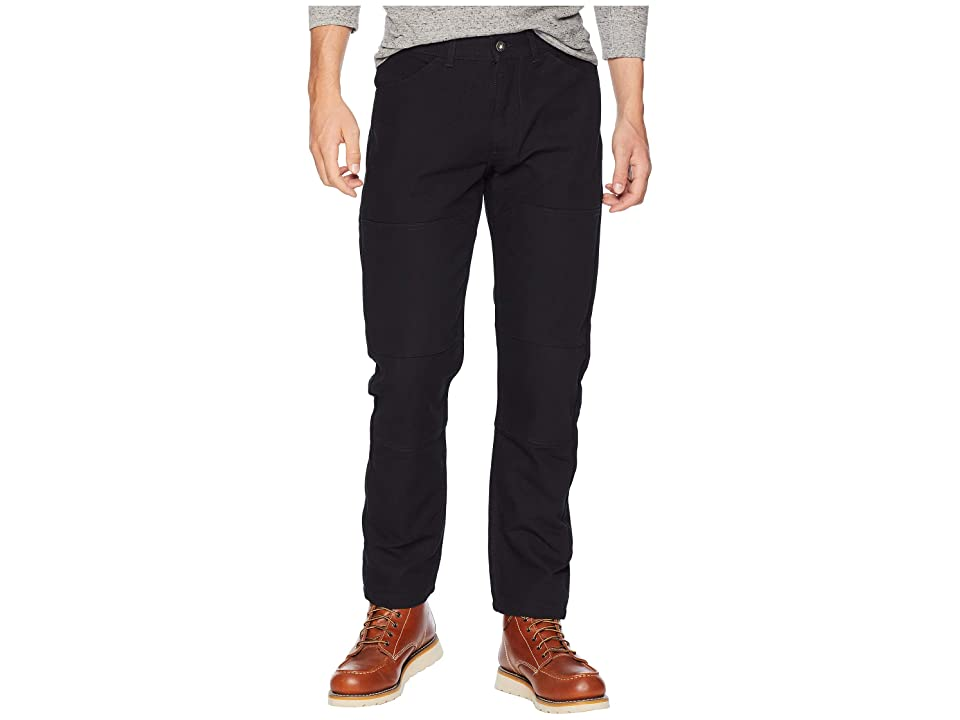 Iron and Resin Union Work Pants (Black) Men's Casual Pants