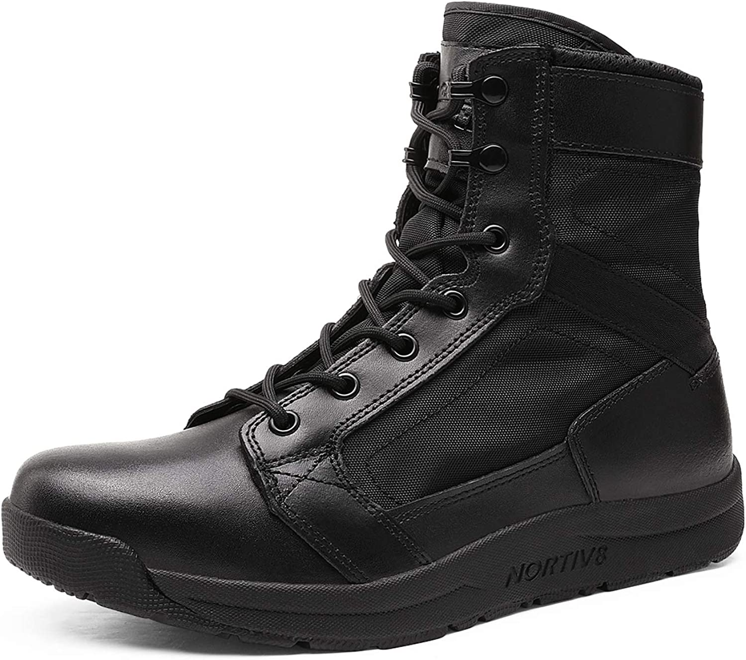 low-pricing NORTIV 8 Men's Military NEW before selling Lightweight Tactical Jungle Boots