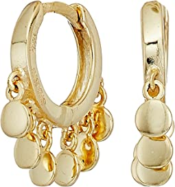 SHASHI - Ashley Huggie Earrings