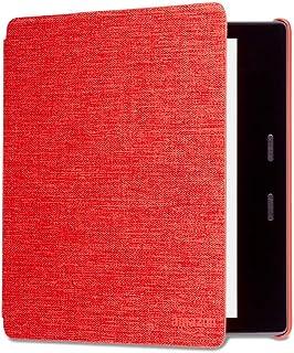Custodia in tessuto che protegge dall'acqua per Kindle Oasis, rosso — Solo per dispositivi di 10ª generazione (modello 201...