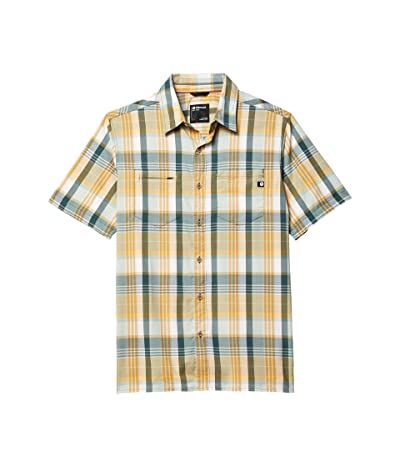 Marmot Innesdale Short Sleeve Shirt (Botanical Garden) Men