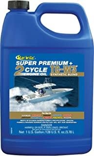 Star brite Super Premium 2-Cycle Engine Oil TC-W3