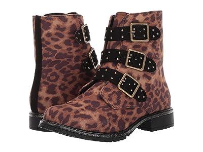 Mia Kids Brandee (Little Kid/Big Kid) (Cheetah) Girls Shoes