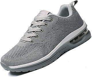 Scarpe Running Ginnastica Cuscino d'Aria Sneakers Scarpe per Outdoor Fitness Corsa Walking.
