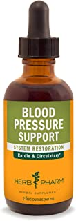 Herb Pharm Blood Pressure Support Liquid Formula for The Cardiovascular and Circulatory Systems - 2 Ounce