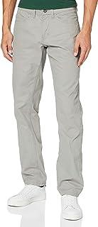MARMUL Canvas Pantalones, Gris (Med Grey Solid 1611), 38 para Hombre
