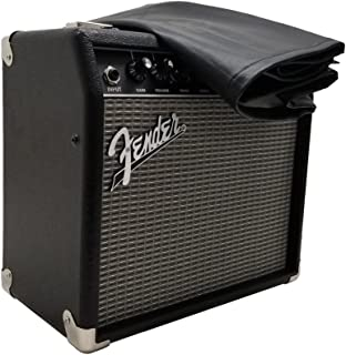 Roland Acoustic Chorus AC-40 Guitar Amplifier Dust Covers by DCFY   Prem. Syn. Leather - Padded