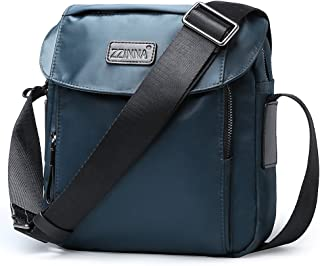 ZZINNA Man Bag Messenger Bag Crossbody Bags Waterproof Shoulder Bag Man  Purse Purses and Bags for 1d18e253576