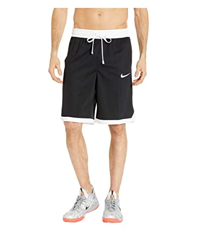 Nike Dry Elite Shorts Stripe (Black/White/White/White) Men
