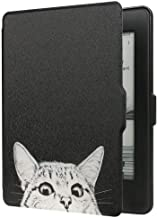 GOLINK Case for All-New Kindle E-Reader (8th Generation 2016) - Slim and Light Weight Shell Cover with Auto Wake/Sleep for Amazon All-New Kindle (6