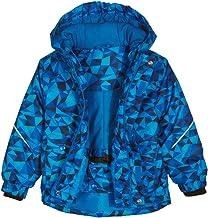 Sundwsports Chaquetas de Esquí para Niñas Niños,Traje de Nieve con Capucha Abrigo de Invierno Impermeable