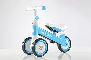 دراجة توازن للأطفال من أبتن كيويكول لعمر 10-24 شهرًا، ألعاب ركوب دراجة ثلاثية العجلات للأطفال الصغار لمدة عام أو سنتين هدي...