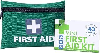 Mini First AID KIT 43pcs Emergency First Aid Kit Medical Emergency Treatment Travel Hiking Pocket TGA Approved