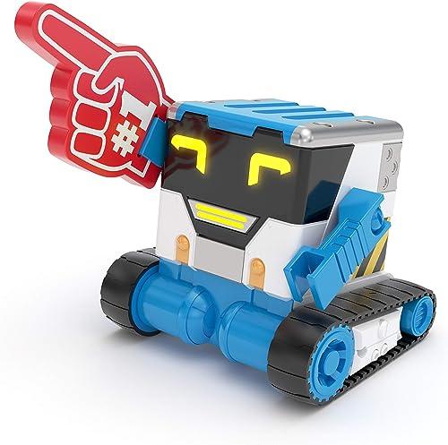 MIBRO- Version française Really RAD Robot télécommandé pour Enfants, 27817, Bleu