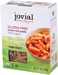 jovial, Gluten Free, Brown Rice Pasta, 12 oz