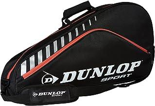 Dunlop Club 3 Tennis Racket Cover, Black