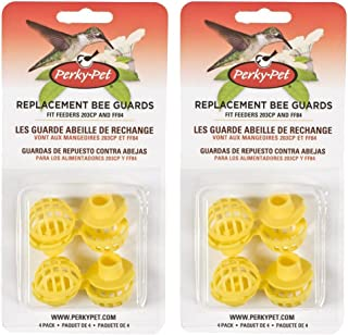 Perky-Pet 205Y Replacement Yellow Bee Guards - 2 Pack ( Package may vary )