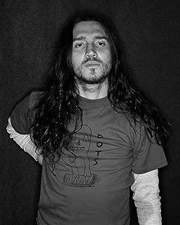 NewBrightBase John Frusciante Fabric Cloth Rolled Wall Poster Print - Size: (28