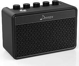 Donner Mini Guitar Amp Small Electric Guitar Amplifier 5W Portable For Desktop Practice with a retro British tone DA-10