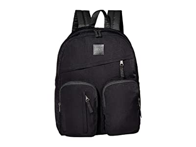 Vans Double Down II Backpack (Black) Backpack Bags