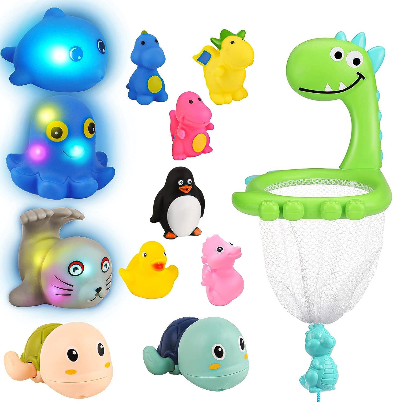 Inncen Bath Toys Product Bathtub Playset Ranking TOP16 W Toddlers Girls Boys for