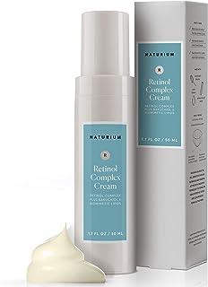 Retinol Complex Face Cream 2.5% - 1.7 oz, Radiant Complexion, Even Skin Texture, Moisturizing Skin Repair Facial Cream wit...