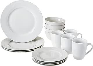 4 piece dinnerware set