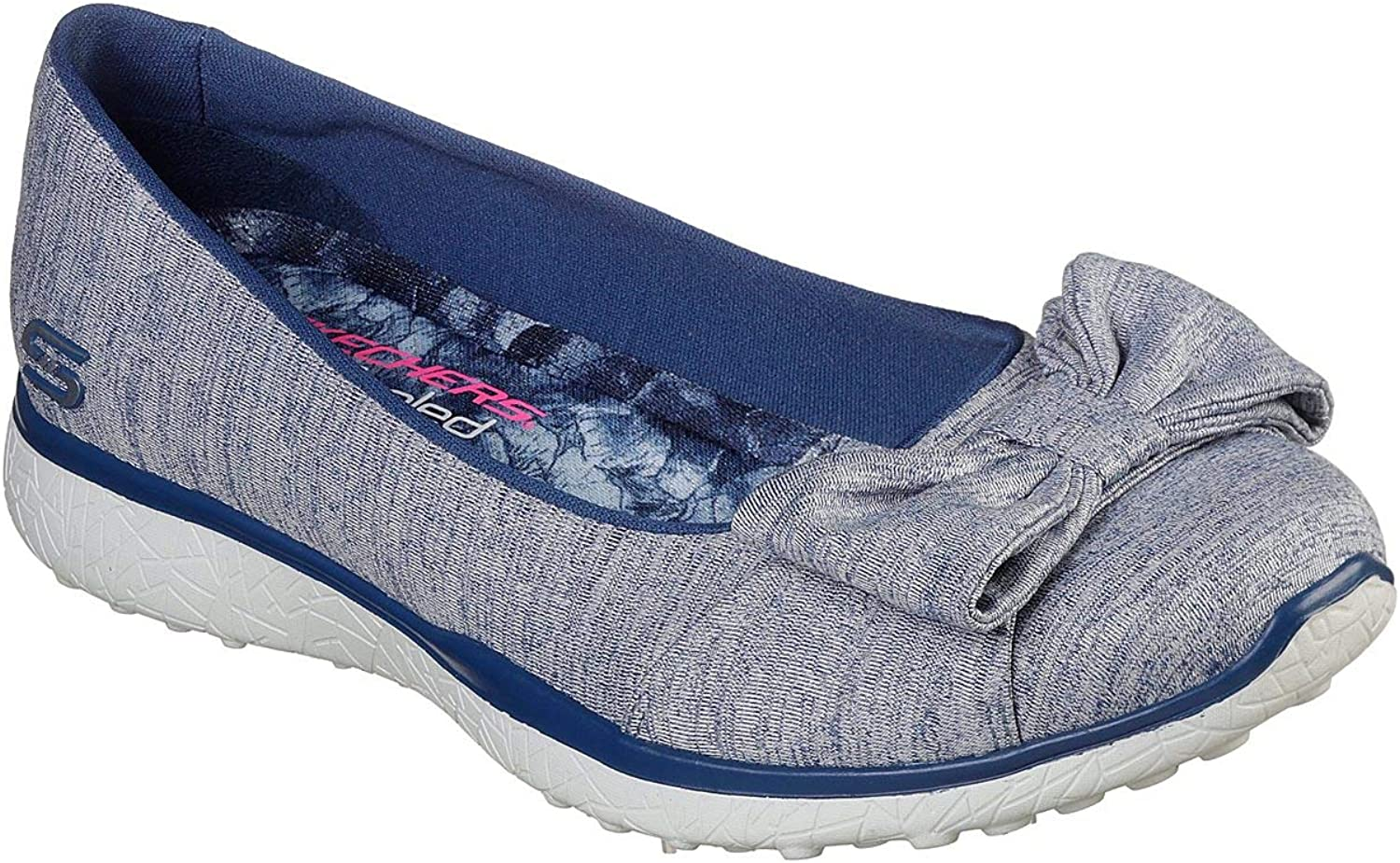 Skechers Womens Microburst - Be-You-Tiful Sneaker