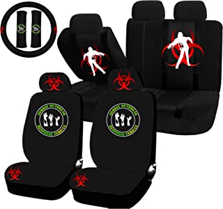Best zombie car seat covers Reviews