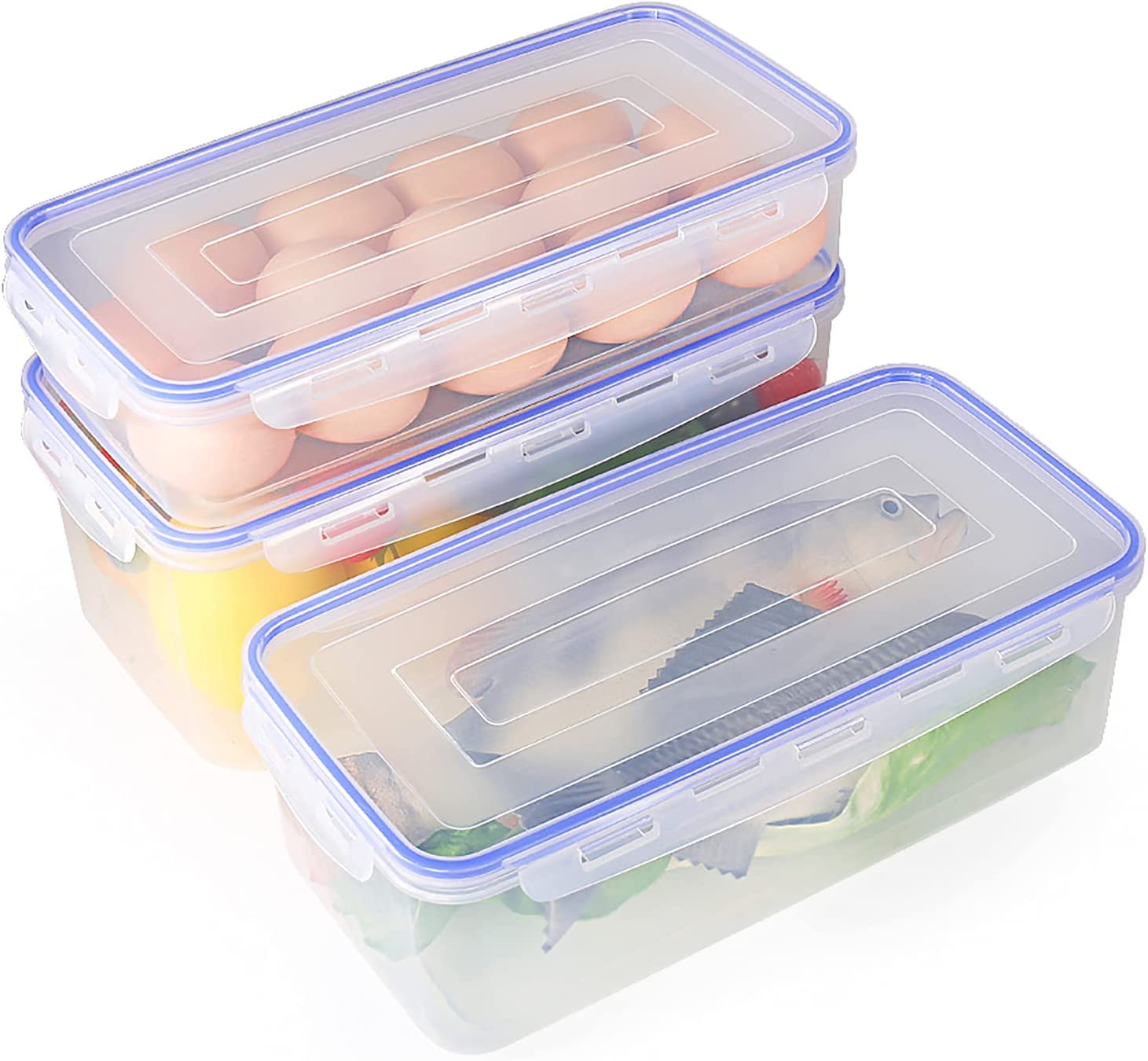 77L Food supreme Storage Sacramento Mall Plastic with Container