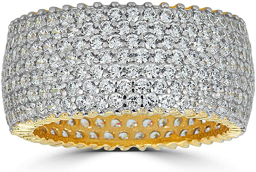 Harlembling 定価 Real Solid 925 Silver - Gold Or Plated 引き出物 14k His Her