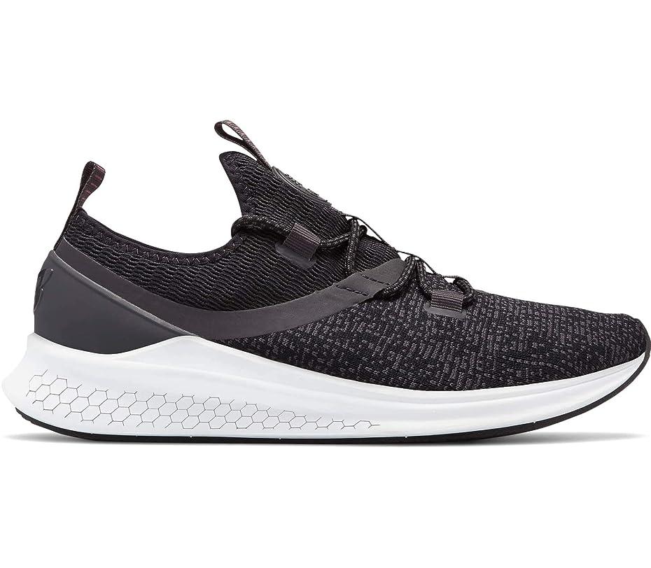 バッグ一般的に言えば震えNew Balance(ニューバランス) レディース 女性用 シューズ 靴 スニーカー 運動靴 Fresh Foam LAZR v1 Sport - Phantom/Black/White Munsell/Dragon Fruit 8.5 B - Medium [並行輸入品]